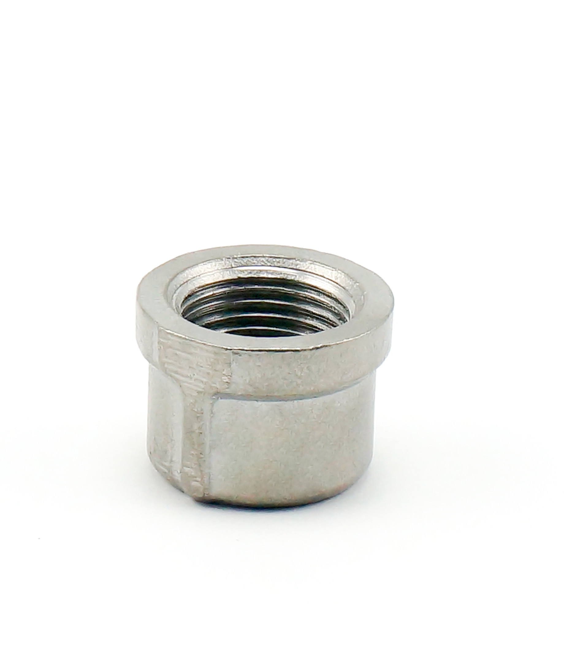 ASTM Standand Stainless Steel Pipe Fittings Butt Welded Industrial Ss End Cap