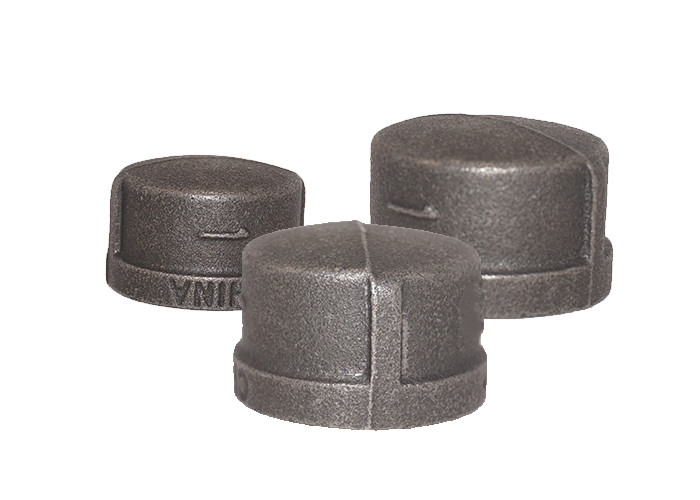 Medium Fire Fighting Pipe Fittings DIN 10242 Plumbing Pipe End Caps Fire Resistant